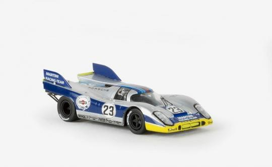 Porsche 917K 23 Martini Racing 1000km Spa ´71 H. Marko H0 1:87 - 16017