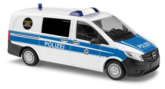 Mercedes-Benz Vito Bundespolizei H0 1:87 - 51144
