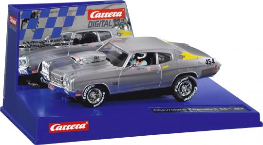 Chevrolet Chevelle SS 4545 Super Stocker III Digital 132 - 30951