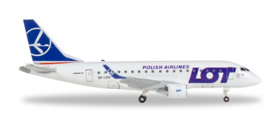 Embraer E170 LOT Polish Airlines 1:500 - 530583