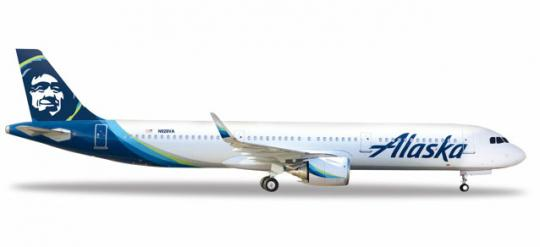 Airbus A321neo Alaska Airlines 1:500 - 531894
