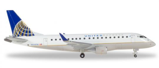 United Express Republic Airlines Embraer E170 N644RW 1:400 - 562584