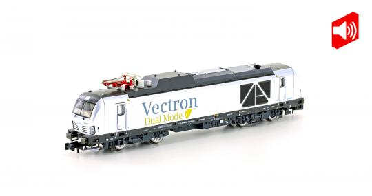 Dual Mode Vectron Demonstrator Ep.VI N 1:160 Sound - 3120S