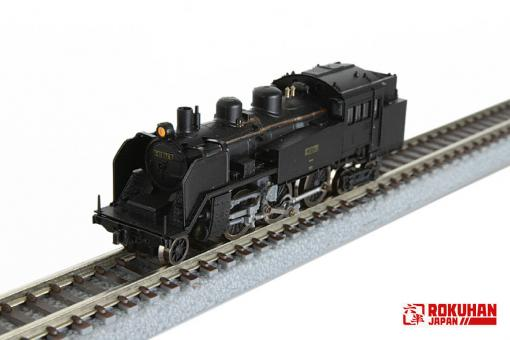 JNR C11 Steam Lokomotive Z 1:220 - 97756