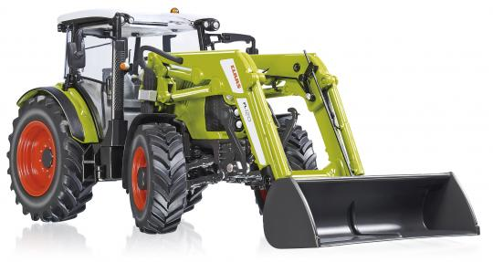 Claas Arion 430 mit Frontlader 120 1:32 - 077829
